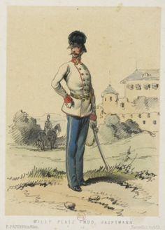 Austrian infantry captain