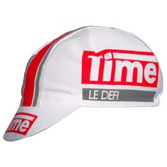 TIME Le Defi Retro Cotton Cap