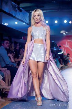 Бренд EHO by Evgheni Hudorojcov представил новую коллекцию APOTHEOSIS на ежегодном показе Moldova Fashion Days Fall-Winter 2016/17. Соблазнительные вечерние платья отличаются изысканностью, удобством, универсальностью и идеальным кроем. #EHO #newcollection #InSTYLEmd #InSTYLEmoldova #magazine Instyle Fashion, Fall Winter, Two Piece Skirt Set, Skirts, Clothing, Dresses, Outfits, Vestidos, Skirt