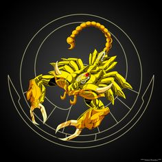 Scorpio by Trident-Poseidon