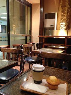 コーヒーマシーン 丸の内OAZO店