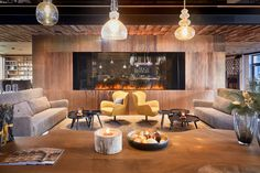 Hotel Review die Hochkönigin Maria Alm - The Chill Report Das Hotel, Mountain Resort, Hotel Reviews, Furniture, Hotels, Home Decor, Places, Products, Relaxing Room