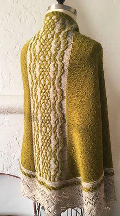 Ravelry: Estuarine Shawl pattern by Stephannie Tallent