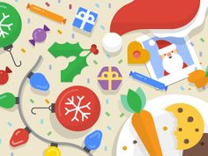 Google's Santa Tracker has evolved from a site that keeps up with Santa on his Christmas Eve trip to an experience that unfolds over the course of December. This year, one of those experiences was a look at how different countries celebrate Christmas.