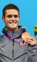 David Boudia became the first American man to win the event at the Olympics since 1988.