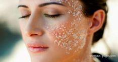 Что может сделать соль с кожей лица — потрясающе!