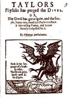 jersey devil essay