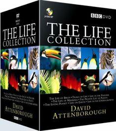 The Life Collection: David Attenborough