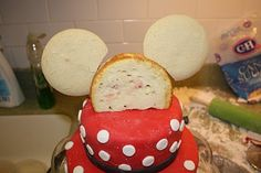 At Second Street: Minnie Party How-to's, Part 2