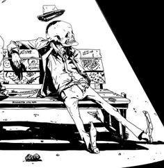 Ilustrações de Manuel Regalado