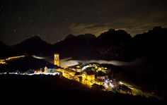 DANTA DI CADORE BY NIGHT
