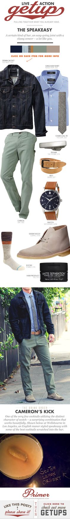Outfit that you could actually afford.  Don't overpay. #men  #fashion #affordable