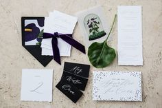 Vision in Violet - Wedding Inspirations Inspirations Magazine, Madly In Love, Pantone Color, Ultra Violet, Wedding Stationery, Special Day, Wedding Inspiration, Photo And Video, Creative