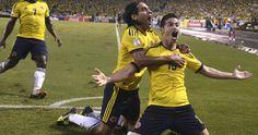 @Colombia Selection: Colombia 1 Ecuador 0: #JamesRodriguez #RadamelFalcao #PabloArmero