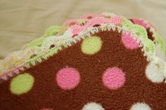 A Blanket Edging Pattern