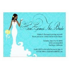 285 Best African American Wedding Invitations Images In 2019
