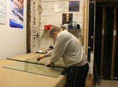 Glass Cutting | Tower DIY