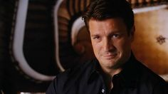 Rick Castle ~ ruggedly handsome with a dash of devil-may-care. Castle Quotes, Castle 2009, Susan Sullivan, Castle Tv Series, Richard Castle, Great Run, Nathan Fillion, Stana Katic, Celebrity Crush
