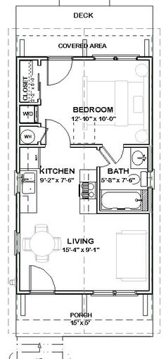 Tiny House Plans by ester