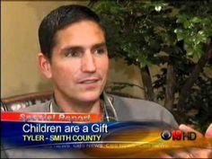 OMGosh! This story makes me adore Jim Caviezel even more!! His wife Kerri too…