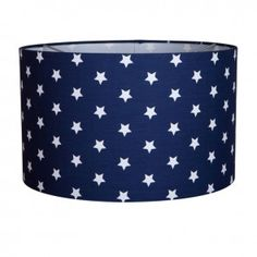 Little Dutch Hanglamp blauw met witte ster