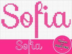 Nome Sofia em Ponto Cruz