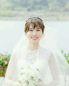 On her Wedding Day Beautiful Eunbin Father i'll take care of you finale.