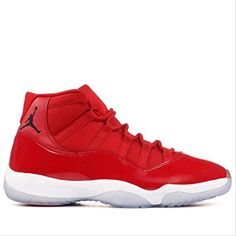 buy popular 6a5c5 d05b1 Jordan Mens Air 11 Retro Gym RedBlackWhite 95 M US  More info could