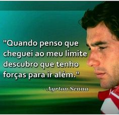 Grande Senna!