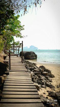 Ao Nang Beach - Krabi - Thailand