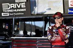 Jeff Gordon at Richmond Raceway