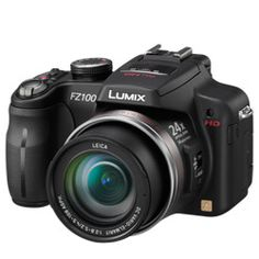 Panasonic Lumix DMC-FZ100 14.1 MP Digital Camera Review