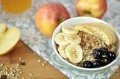 Buchweizen-Porridge #vegan