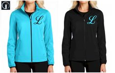 This jacket has transitional, all-season versatility with plenty of stretch for movement, it doesn't matter whether you'll wear it bowling, at the office or running errands, it's perfect for every occasion! Pick your color, choose your letter and it'll be on its way in no time!