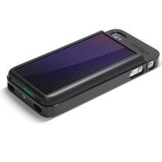 Solar iPhone4 case