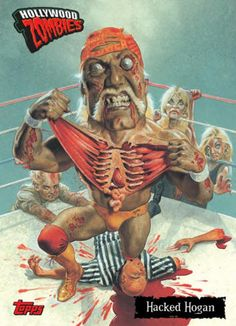 Hulk Hogan, #Hollywood #Zombies