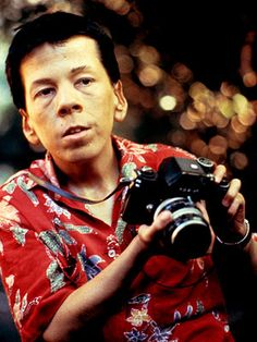 """Billy Kwan (Linda Hunt) to Guy Hamilton (Mel Gibson): """"We'll make a great team, old man. You for the words, me for the pictures. I can be your eyes."""" -- from The Year of Living Dangerously (1982) directed by Peter Weir"""