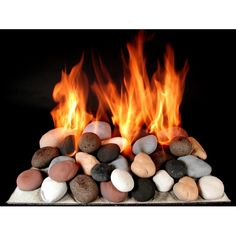 Wood is good, but you can& beat the ease of a fire that lights with the push of a button. The experts at This Old House explain what it takes to put a gas-fueled hearth in your home Fireplace Doors, Home Fireplace, Fireplace Inserts, Gas Fireplaces, Gas Fireplace Logs, Fireplace Ideas, Unused Fireplace, Fireplace Makeovers, Farmhouse Fireplace