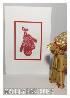 #christmascard; #scandinaviancard; #weihnachtskarte;#hygge;#jul; #julkort;#julekort; #handcarvedrubberstamps; #handgeschnitztestempel; #diyrubberstamps;#linocut;#linolschnitt;