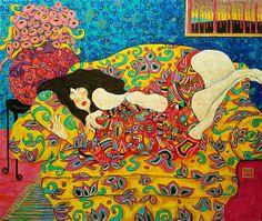 Nice dream.  Oleo.