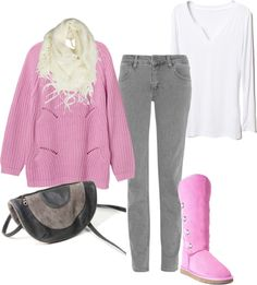 """Soft and warm"" by sheryl-slack-bessinger on Polyvore"