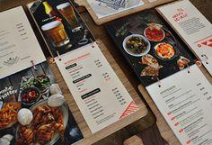 Menu do restaurante Chow Cheers Nando's - Joanesburgo