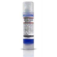 NCN Pro Skincare GHK-Cu Copper Peptide Serum With EGF