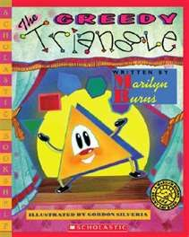 Teaching shapes... used this book and it is super cute. Really good for 2nd grade