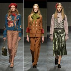 Alessandro Michele brings excitement and energy to @gucci— and Milan Fashion Week: http://trib.al/Yp1G7HN