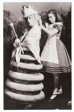 Alice in Wonderland, 1933.