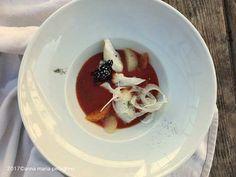 """Cibo: #""""La #Zuppetta che si crede un Gazpacho"""" e il cooking show per la Metro Academy di Venezia (link: http://ift.tt/2ndh8Gt )"""