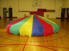 physical education parachute - Google Search