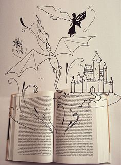 Books are magical (by nikynator1993)