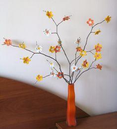 Carmela Biscuits Spot: Summer Flower Branches